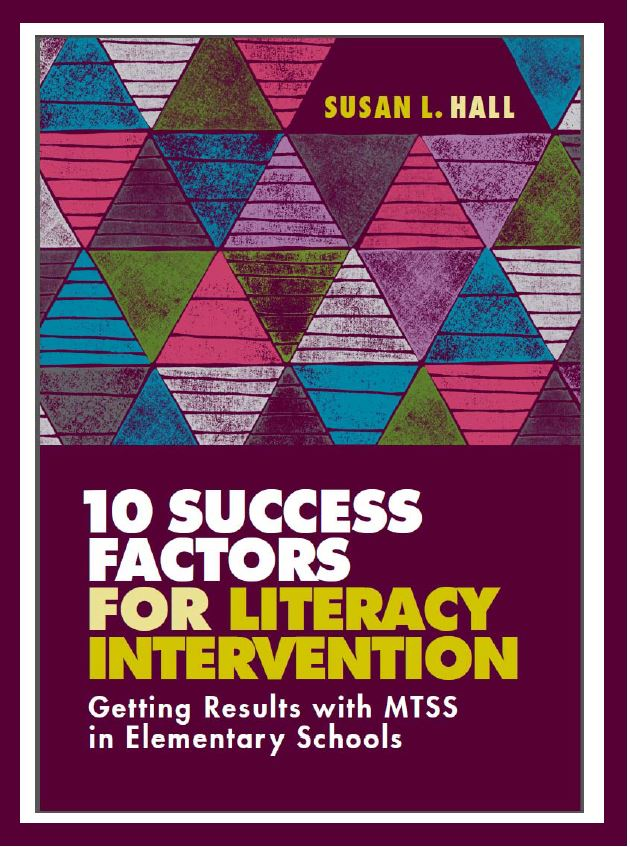 10 success factors for literacy intervention  getting
